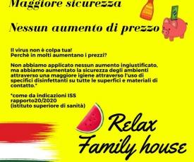 Milano relax family house