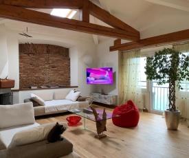 The Cherry Garden House Loft Lusso