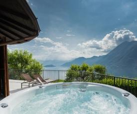 Villa Castello with jacuzzi & priceless view by RentAllComo