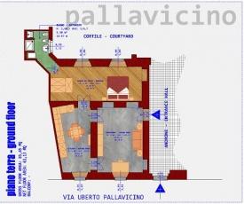 Appartamento PALLAVICINO nel centro storico di Cremona