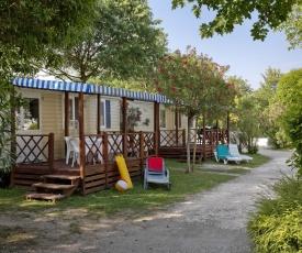 Albatross Mobile Homes on Camping Baia Verde